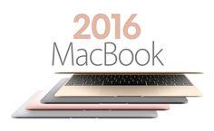 2016 Macbook Refresh - What's New!