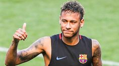 """Manu Fernandez,Jospeh Wilson   Neymar has told Barcelona that he plans to leave the club, with a blockbuster move to Paris Saint-Germain seemingly imminent. The club said Wednesday that the Brazil striker told his teammates """"that he had the intention of leaving the club and seeking his... - #Barcelona, #CBC, #Club, #Leave, #Neymar, #PSG, #Rumours, #Sports, #World_News"""