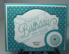 January 15, 2014 UdderlyAwesome Stamping From The Heart: Another Great Year with a tutorial