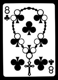 2 feet tall paper-cut playing card.  The Curator Deck.  www.emmanueljose.com
