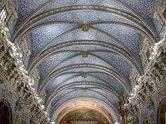 Valencia Església de Sant Esteve voltes -