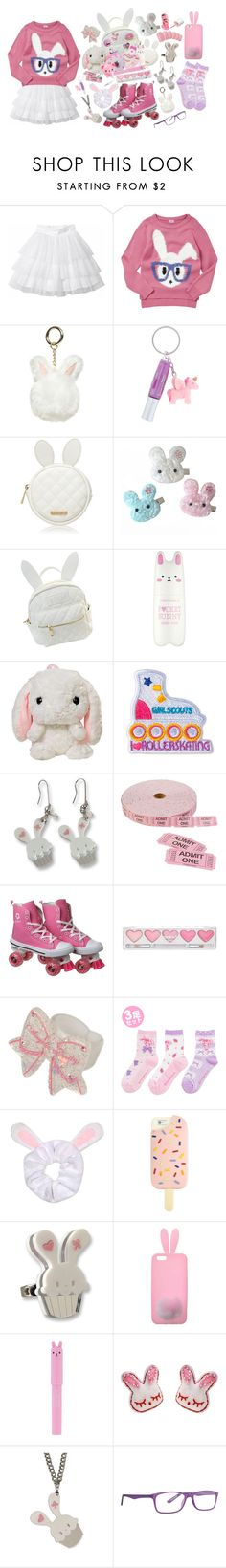 """love bun"" by orbangel ❤ liked on Polyvore featuring Dorothy Perkins, Forever New, cutekawaii, Tony Moly, Etude House, Hello Kitty, claire's, Tory Burch, Sweet & Co. and Miss Selfridge"
