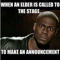 Lol yup....and that worried silence that falls over everyone in the audience