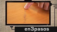Te enseñamos a disimular estos desperfectos sobre la madera en sólo tres pasos Alba Rodríguez / Neus Palou