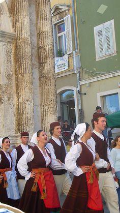 Pula, Croatia by Miss Macaw, via Flickr