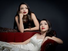 The Merrell twins are so beautiful ugh