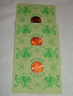 Last Minute St. Patty's Day Party Favors