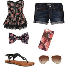 Cute for the summer <3