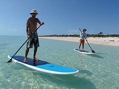 sup paddle boards in Turks and Caicos islands  MUST DO!!!!!!
