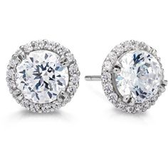 Designs Simulated Diamond Princess Design Stud Earrings 4 Carats Sterling Silver from Holsted Jewelers. Saved to Jewelry . Diamond Jewelry, Diamond Earrings, Stud Earrings, Silver Jewellery, Diamond Studs, Jewelry Box, Jewelery, Jewelry Accessories, Fashion Accessories