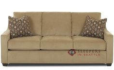 Orlando Queen Sleeper Sofa by Savvy