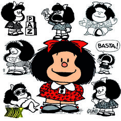 Mafalda Quotes, School Border, Mickey Mouse, Stranger Things Netflix, Watercolor Animals, Pattern Wallpaper, The Beatles, Snoopy, Disney Characters