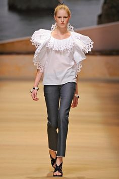 top) Alexis Mabille