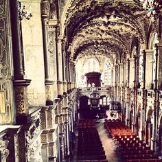 nadiamariahoff The #church at #frederiksborg #castle were #prince #Joachim married his first wife Alexandra from Hong Kong