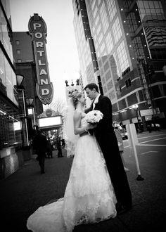 Samantha & Matt {The West End Ballroom}- Portland, Oregon Wedding Photography Blog | Powers Photography Studios