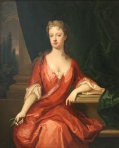 Elizabeth Percy, Lady Somerset. (B) PORTRAITS SOLD - Roy Precious - Antiques & Fine Art