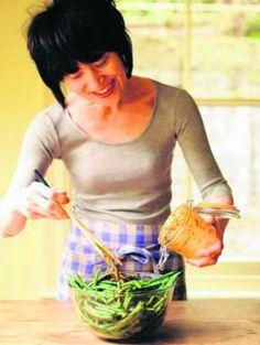 Bournemouth Echo: Japanese cook Harumi Kurihara