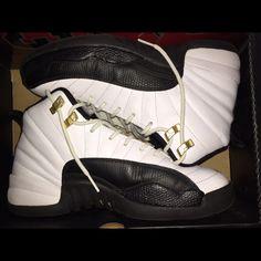 detailed look 0da82 9b28d Jordan Shoes   Jordan 12 Taxi   Color  Silver   Size  6.5