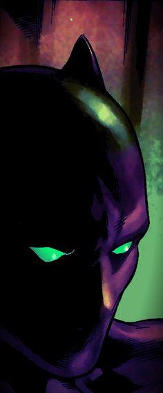 Black Panther by Trevor Hairsine