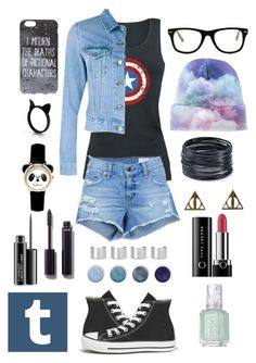 """""""Tumblr Princess"""" by siamesecat-1 ❤ liked on Polyvore featuring Acne Studios, rag & bone/JEAN, Converse, Muse, ABS by Allen Schwartz, Maison Margiela, Terre Mère, MAC Cosmetics, Chanel and Marc Jacobs"""