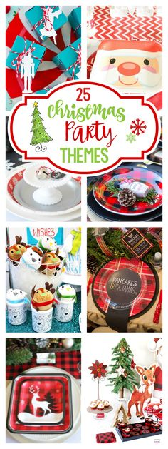 100 Fun Christmas Party Ideas In 2020 Christmas Party Fun Christmas Party Ideas Christmas Fun