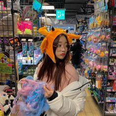 """I think we should break up"" ""What? Ulzzang Korean Girl, Cute Korean Girl, Cute Asian Girls, Cute Girls, Aesthetic Korea, Aesthetic Hair, Aesthetic Photo, Korean Girl Fashion, Look Fashion"