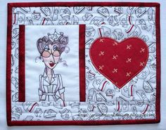 Red Needle Quilts