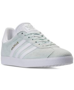 adidas Women\u0027s Gazelle Casual Sneakers from Finish Line - Finish Line  Athletic Sneakers - Shoes - Macy\u0027s