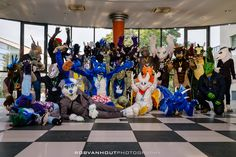 [EF20] Dragon photoshoot