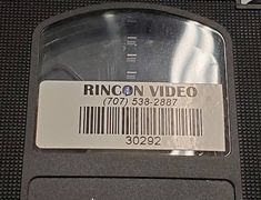 Santa Rosa California, Old Things, Things To Come, Going Out Of Business, Vhs Tapes, Videos, Thrifting, Budget