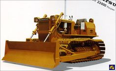 Bagger Galerie Construction Machines: Planierraupe