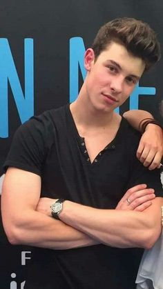 Shawn, u trying to kill me? I HAVEN'T EVEN MET YOU YET!!