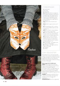 ........................................ ................ Knitted Mittens Pattern, Crochet Mittens, Knitted Gloves, Knit Crochet, Knitting Charts, Hand Knitting, Knitting Patterns, Bag Pattern Free, Crochet Motifs