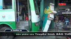 Một vụ tai nạn đã xảy ra tại vòng xoay An Lạc, quận Bình Tân, TP. Hồ Chí Minh vào chiều ngày 13 tháng 2 năm 2017.