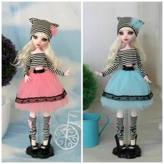 10 colours to choice Outfit for Monster High / by ElenaShowRoom