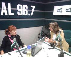 Psic. Clin. Dra. Martha Leiva de Ch. Entrevista con Magaly Medina
