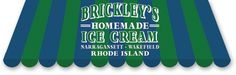 Bestt homemade ice cream from Narragansett, Rhode Island