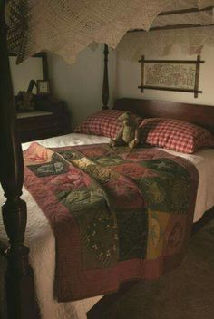 Prim Bedroom