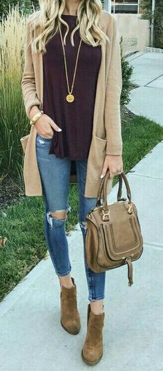 Like this outfit. Casual but very well put together