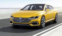 Volkswagen Sport Concept Coupe GTE フォルクスワーゲン スポーツ コンセプト クーペ GTE