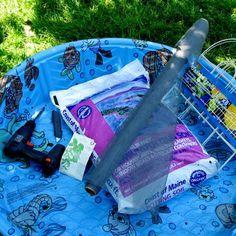 Kiddie Pool Gardening | Try To Grow Stuff | Pinterest | Gardens, Garden  Ideas And Yards