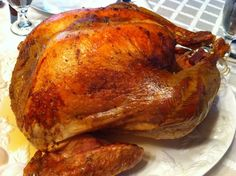 It's Turkey Time, All the Time Turkey Time, Latin Food, Cooking Turkey, Bbq Chicken, New Recipes, Oven, Food And Drink, Thanksgiving, Tasty