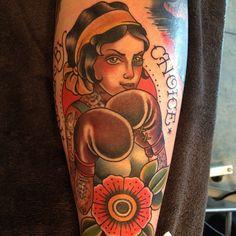 seventhsontattoo:  @kristian_keeler Always a pleasure! (at Seventh Son Tattoo)