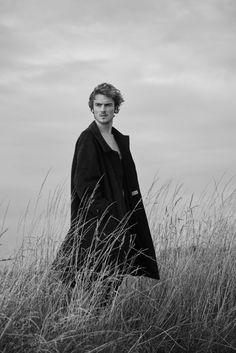Dorian Jespers at YC Models, ph. by Jan Malinowski