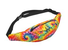These unique fanny packs are perfect for traveling, music festivals, hiking, theme parks and other events. Easily fit your cash, cards, ID and more in the carrying pocket so you don't lose your precio