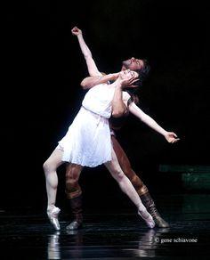 Alessandra Ferri and Marcelo Gomes, American Ballet Theatre