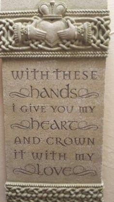 ☘☘ Ïŕἶŝђ €ƴẻŝ Ꭿŕẻ Ꮥ๓ἶℓἶภ' ☘☘ ~ THIS is why I love the Claddagh jewelry I've been the lucky recipient of! Friendship, love and loyalty at its PRECIOUS BEST! Irish Quotes, Irish Sayings, Celtic Wedding Rings, Claddagh Wedding Ring, Irish Pride, Celtic Symbols, Mayan Symbols, Egyptian Symbols, Ancient Symbols