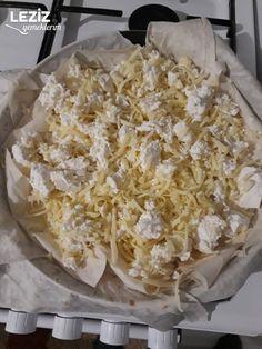 Sodalı Tava Böreği Coconut Flakes, Spices, Salad, Cooking, Grains, Food, Amigurumi, Bakken, Essen