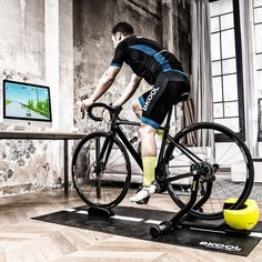 BKOOL Smart Pro 2 Trainer Bike Trainer, Trainers, Bicycle, Photo And Video, Videos, Sports, Instagram, Exercises, Tennis