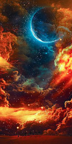 Beyond Your Imagination - Reivented  A high res detail space imagination